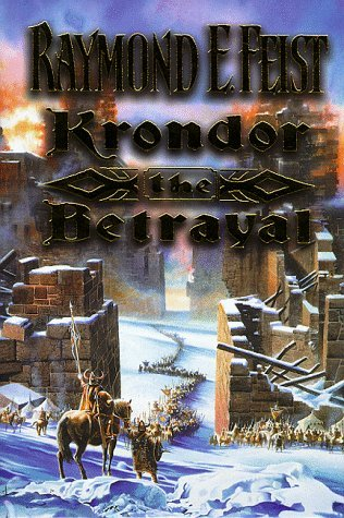 Krondor The Betrayal By Raymond E Feist