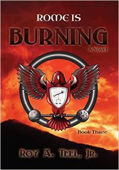 Rome is Burning (The Iron Eagle #3)