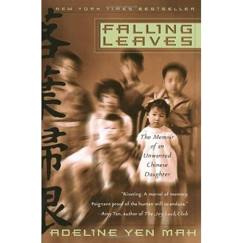 returning to ones roots in the memoir of an unwanted chinese daughter by adeline yen mah The memoir of an unwanted chinese daughter by adeline yen mah  with one of the largest book falling leaves return to their roots by adeline yen mah.