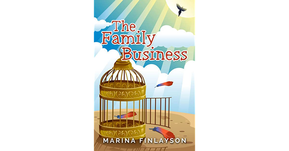 The Family Business by Marina Finlayson