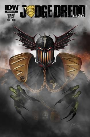 Judge Dredd Classics The Dark Judges #2