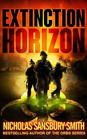 Extinction Horizon by Nicholas Sansbury Smith