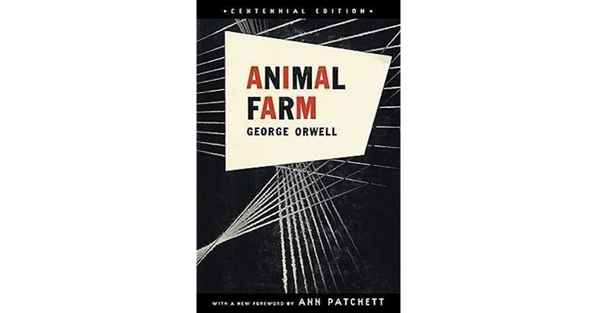 a satire of totalitarianism in george orwells animal farm Essay on george orwell's political an anti-utopian novel depicting a world where totalitarianism had taken over orwell wrote in 'animal farm' orwell.