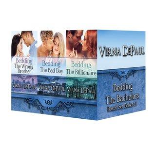 Bedding the Bachelors Boxed Set - Books 1-3