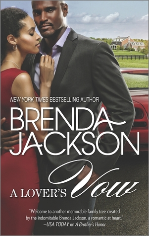 A Lover's Vow (The Grangers, #3)