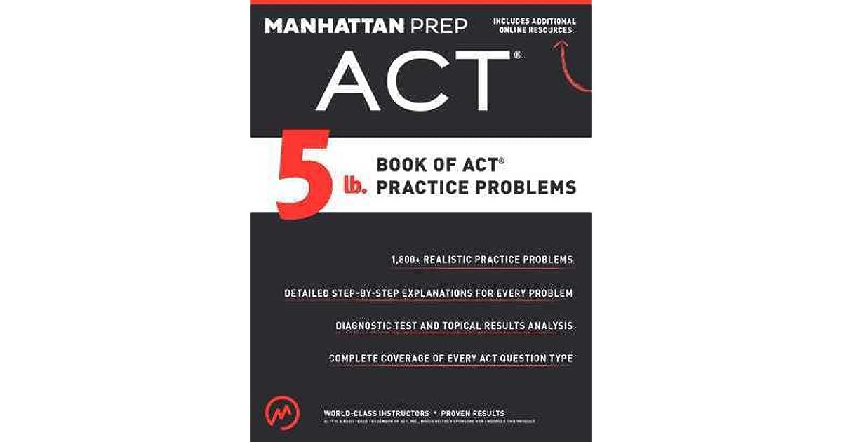 Manhattan Gre 5 Lbs Book Pdf