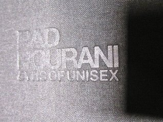 RAD HOURANI 5 Years of Unisex. Patterns and Collections. Limited Edition.