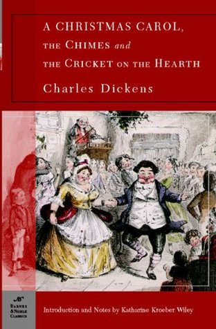 Who Wrote A Christmas Carol.A Christmas Carol The Chimes And The Cricket On The Hearth