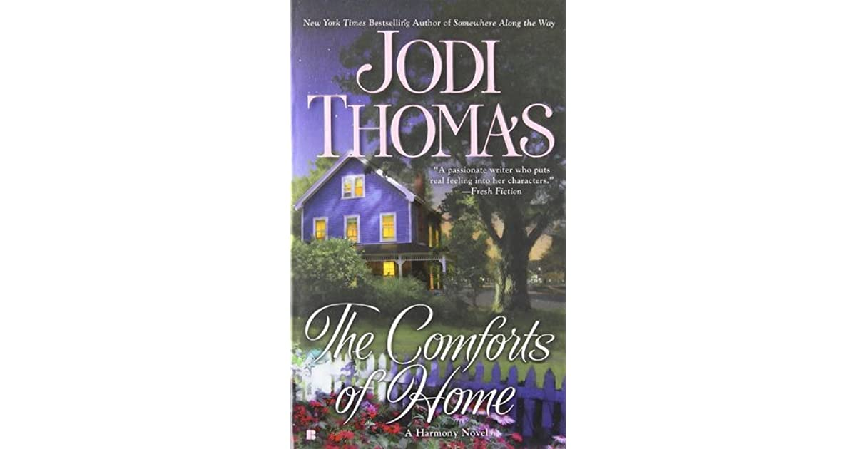 comforts of home notes