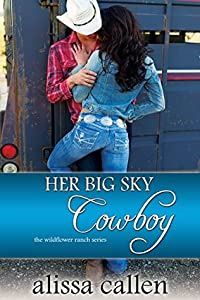 Her Big Sky Cowboy (Wildflower Ranch #3)