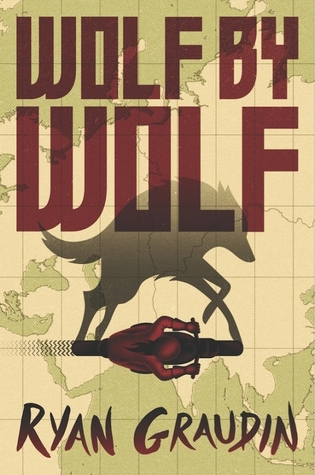 Wolf by Wolf cover. Link to Goodreads.