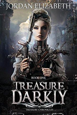 Front cover of Treasure, Darkly by Jordan Elizabeth