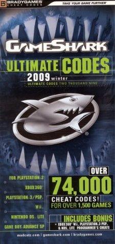 GameShark Ultimate Codes Winter 2009 by Brady Games