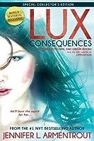 Consequences: Opal & Origin (Lux, #3-4)