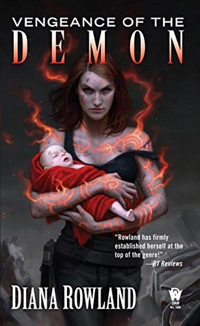 Vengeance of the Demon by Diana Rowland