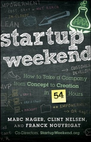 Startup Weekend How to Take a Company From Concept to Creation in 54 Hours