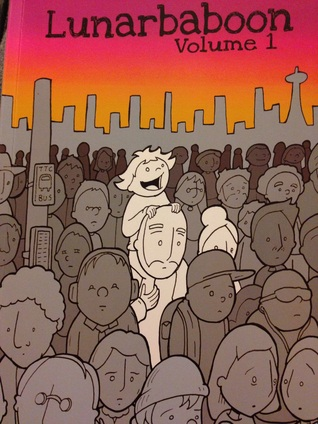 Lunarbaboon Volume 1 by Christopher Grady