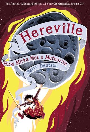 How Mirka Met a Meteorite