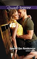 Special Ops Rendezvous (The Adair Legacy Book 3)