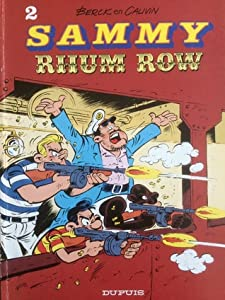 Rhum Row (Sammy, #2)