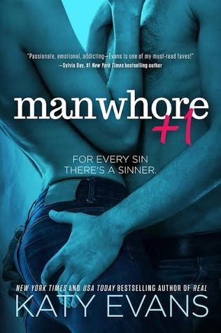 Manwhore +1 by Katy Evans