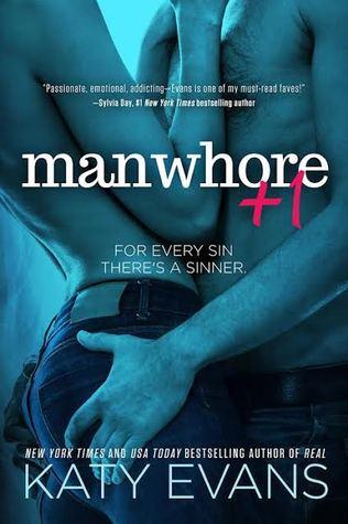 Katy Evans Manwhore (Manwhore Series#2)