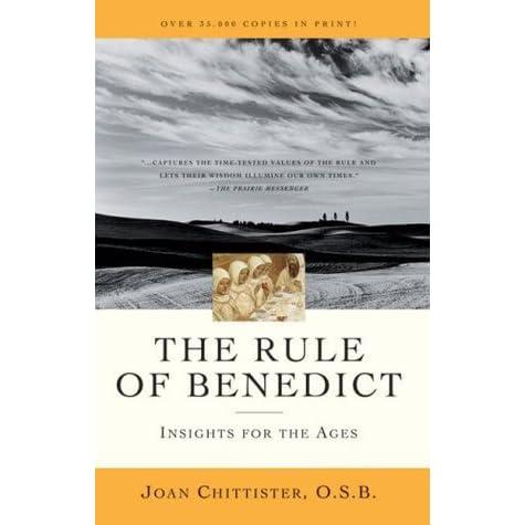 #201: Benedict's Rule