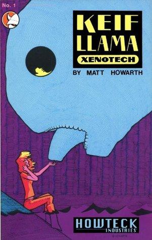 Keif Llama Xenotech - Volume 1 by Matt Howarth