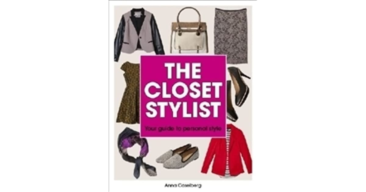 Image result for The closet stylist by anna caselberg