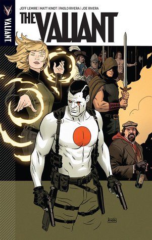 The Valiant by Jeff Lemire