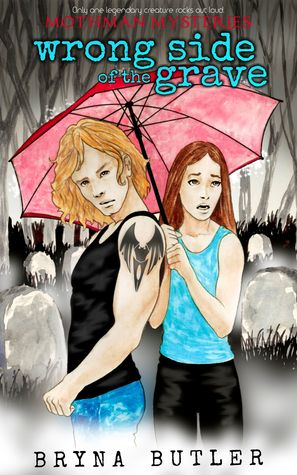 Wrong Side of the Grave by Bryna Butler