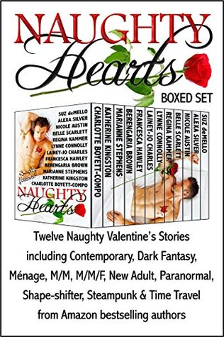 Naughty Hearts by Suz deMello