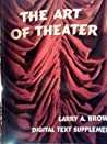 The Art of Theater:Digital Text Supplement