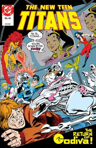 New Teen Titans (1984-1988) #44