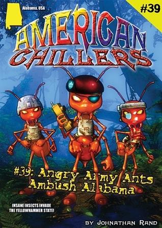 Angry Army Ants Ambush Alabama