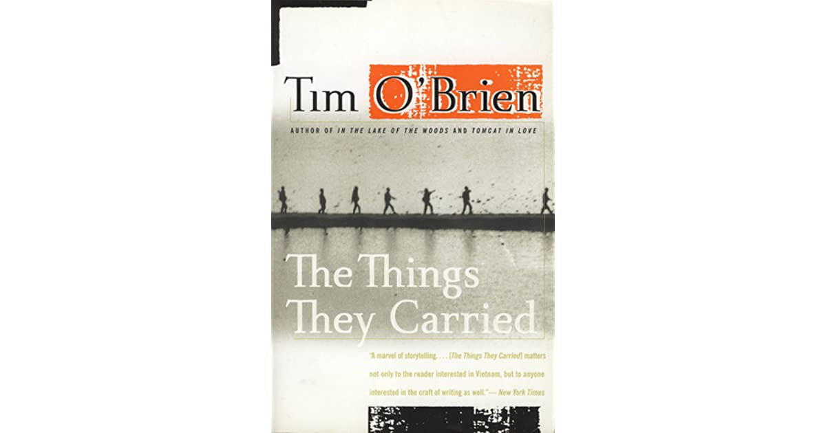 an analysis of the things they carried a vignette by tim obrien