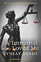 The Immortal Who Loved Me (Argeneau, #21)