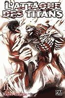 L'Attaque des Titans, Tome 11 (L'Attaque des Titans, #11)