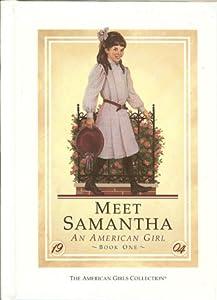 Meet Samantha: An American Girl (American Girl: Samantha, #1)