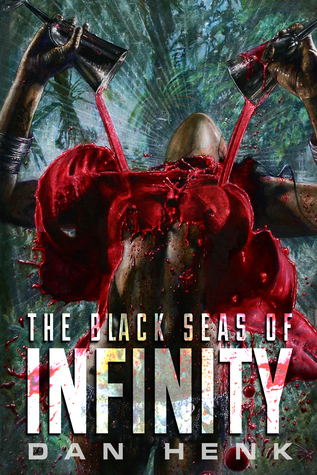 The Black Seas of Infinity