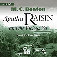 The Vicious Vet (Agatha Raisin, #2)