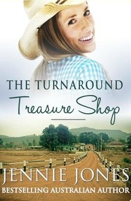 The Turnaround Treasure Shop (Swallows Fall, #4)