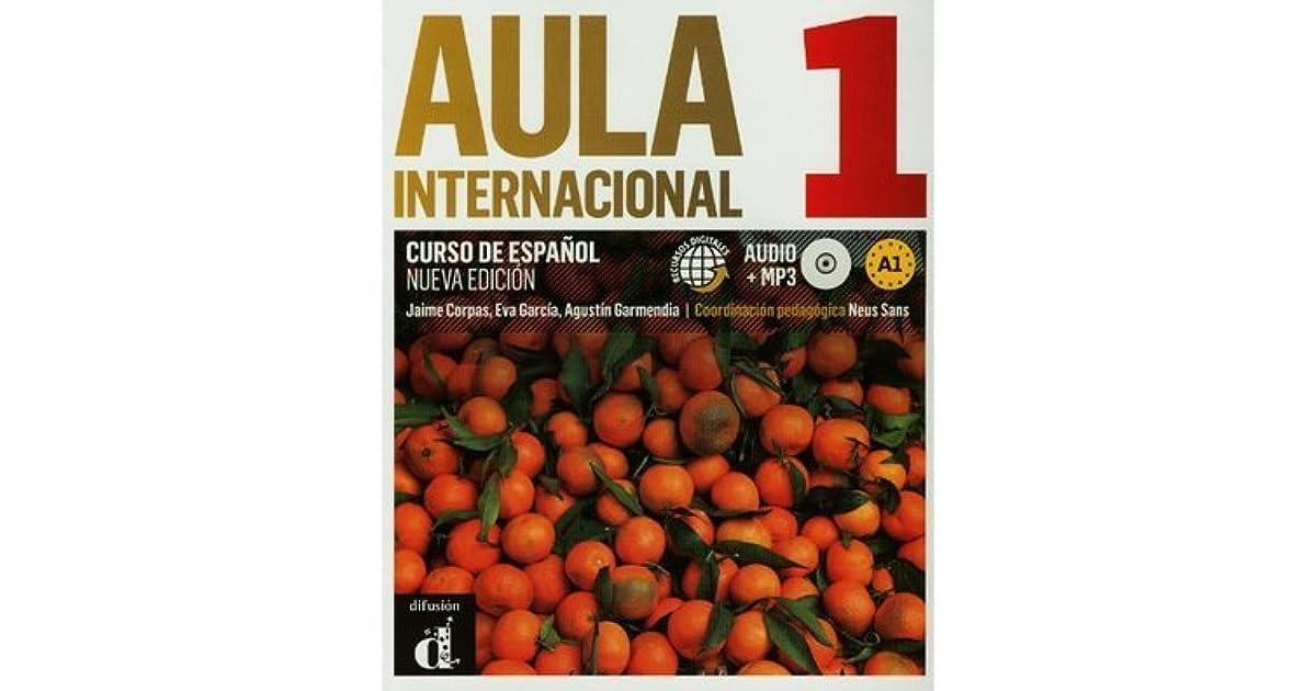 aula internacional 1 nueva edicion libro del almuno ejercicios cd a1 spanish edition