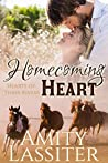 Homecoming Heart (Hearts of Three Rivers, #2)