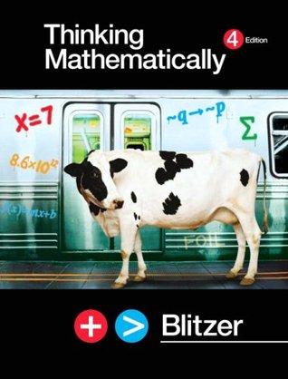 Thinking Mathematically by Robert Blitzer