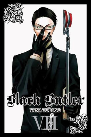 Black Butler Vol. 8 (Black Butler #8)
