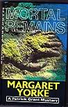 Mortal Remains (Patrick Grant, #4)