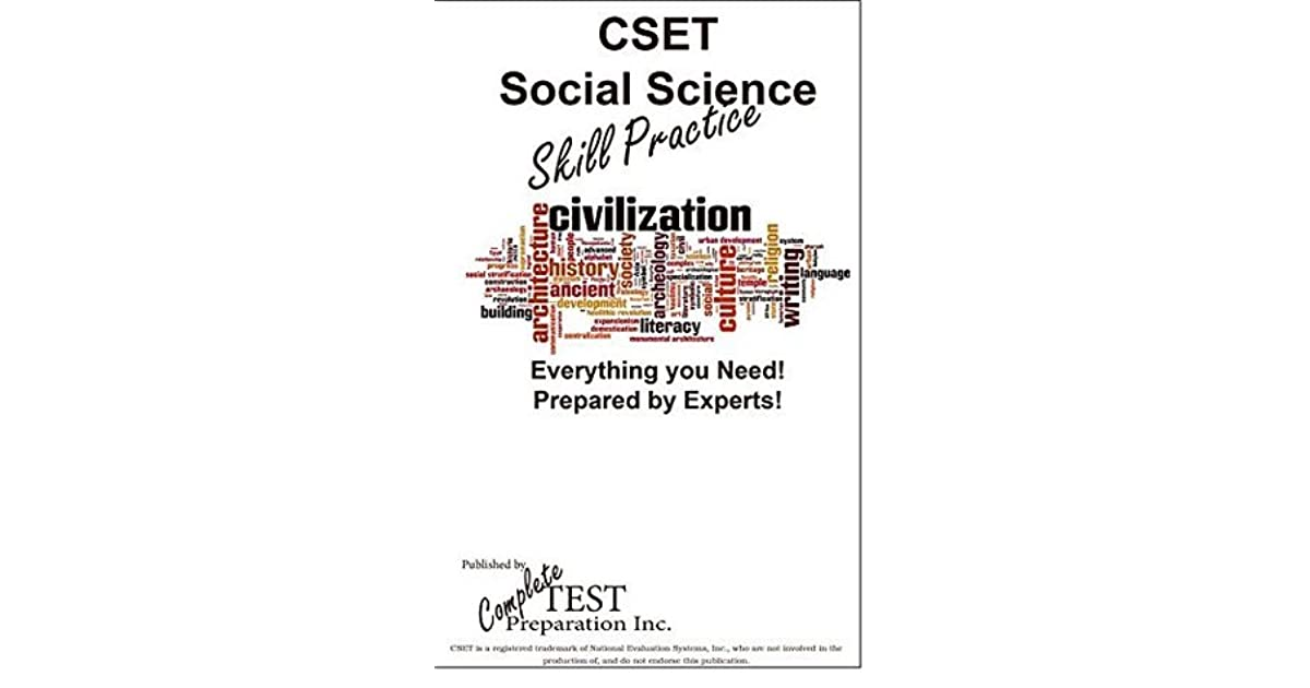 CSET Social Science Skill Practice: Practice Test Questions