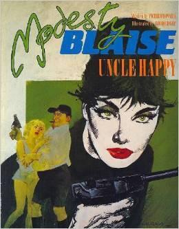 Uncle Happy (Modesty Blaise Graphic Novel)