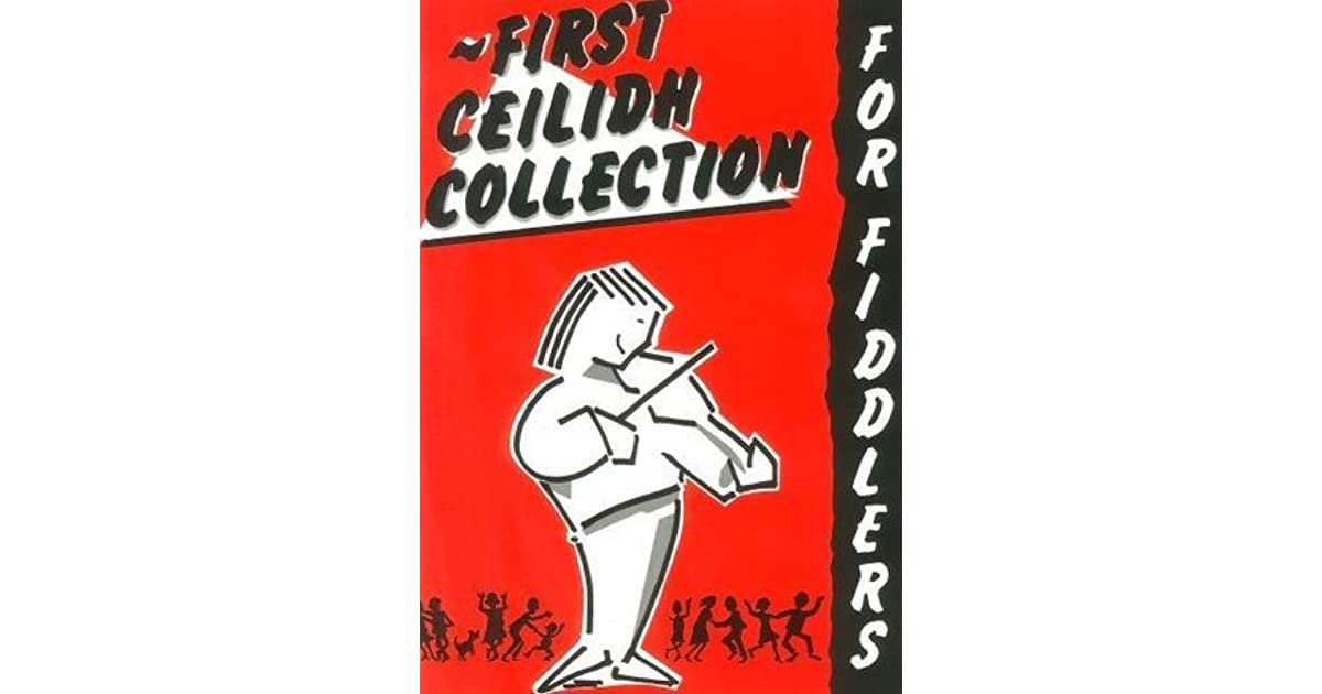 SECOND CEILIDH COLLECTION FOR FIDDLERS BooK /& CD